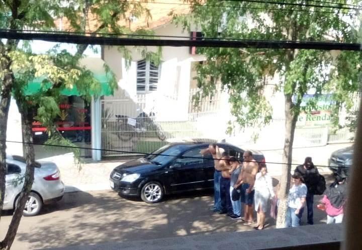 Assalto assusta moradores de Porto Xavier