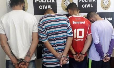 Operação Nacional resulta em 54 prisões no Rio Grande do Sul