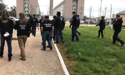 Operação combate quadrilha que ameaçava moradores de condomínios em Pelotas