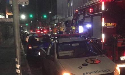 Ameaça de bomba no Plaza São Raphael mobiliza a Polícia
