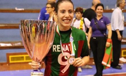 Atletas gaúchas na Seleção Italiana de Futsal