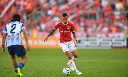 Inter espera que Iago faça boa atuação em Toulon para subir seu preço