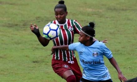 Futebol Feminino do Grêmio encara o Fluminense-RJ