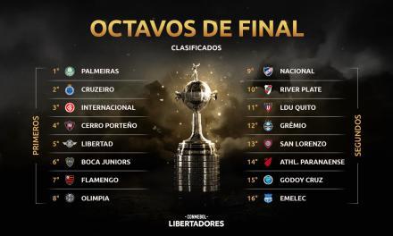 Dupla Gre-Nal já sabe os dias e horários das oitavas de final da Libertadores