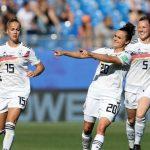 Alemanha goleia e confirma 100% na primeira fase do Mundial.