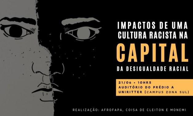 Coletivo AfroFapa promove painel sobre universo negro
