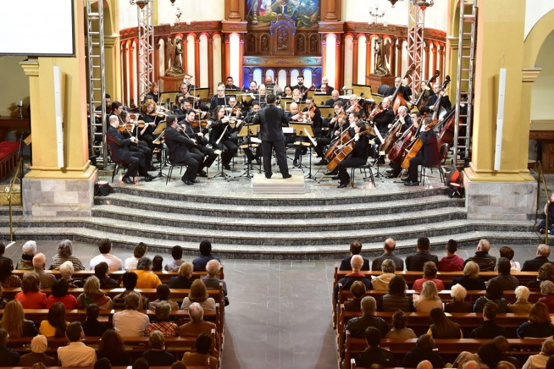 Ospa apresenta concerto gratuito na sexta-feira em São Leopoldo