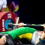Brasileira fica em 4º lugar no Mundial Paralímpico de Halterofilismo