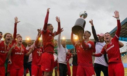 Colorado Sub-20 conquista o tricampeonato gaúcho