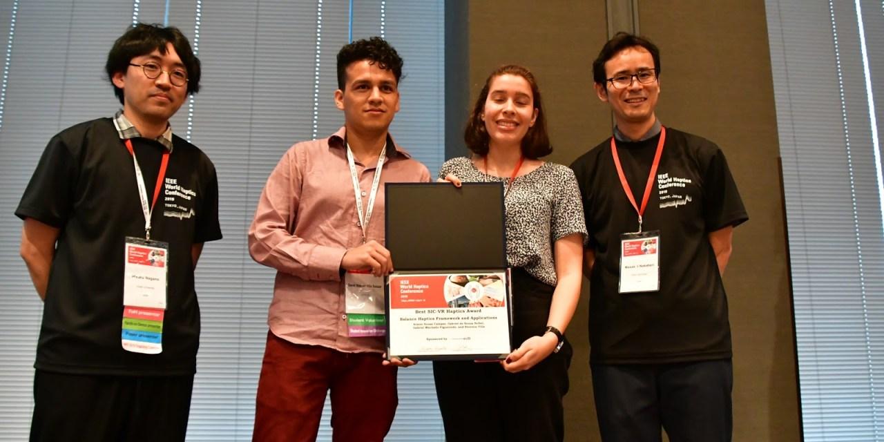 Estudantes da UFRGS vencem desafio de inovação no Japão