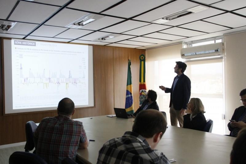 PIB do RS registra crescimento de 0,9% no primeiro trimestre de 2019