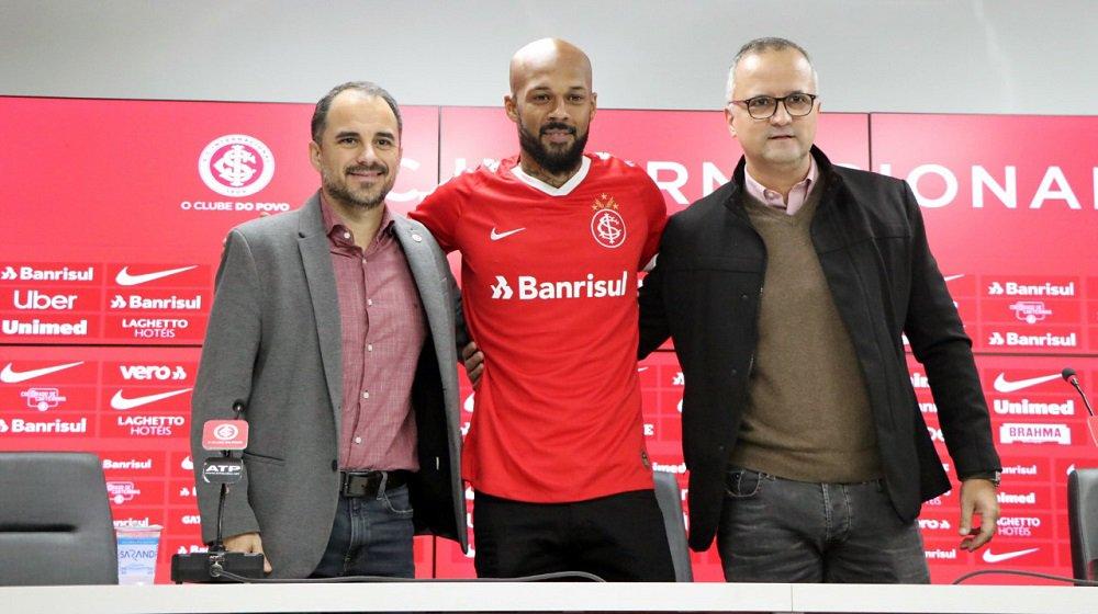 Bruno Silva é apresentado e se diz pronto para encarar o Fortaleza