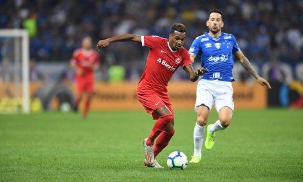 Inter vence Cruzeiro em Minas e traz vantagem para Porto Alegre
