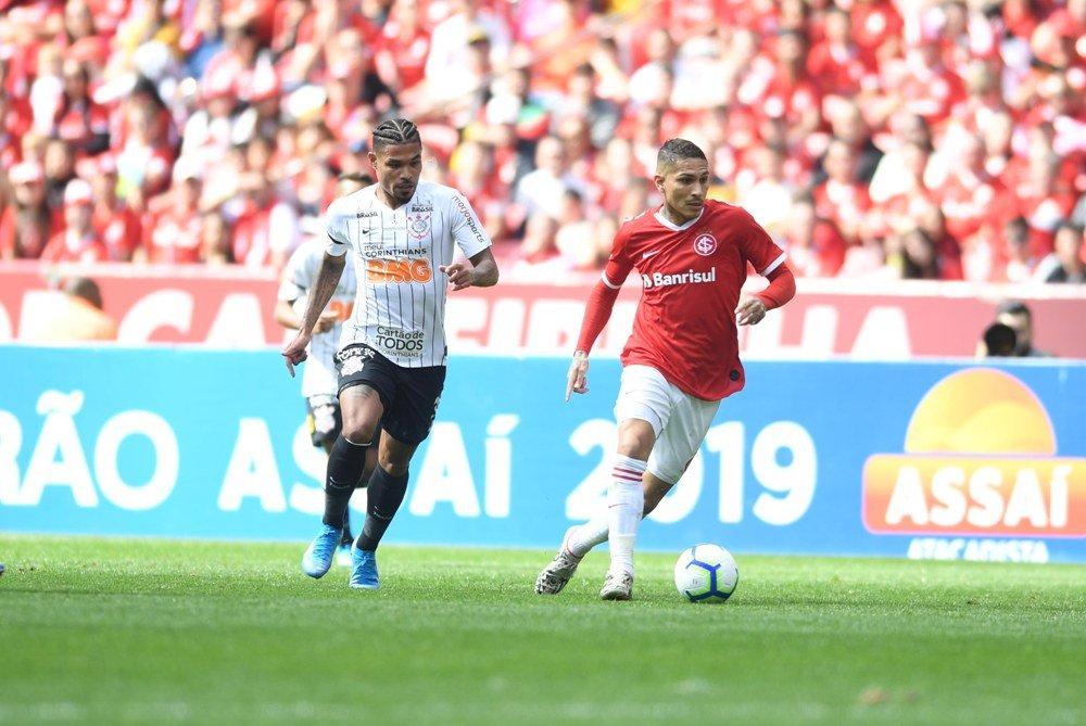 Em jogo de domínio defensivo, Inter fica no 0x0 contra o Corinthians