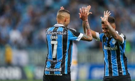 Renato avisou e Grêmio decolou no Brasileirão