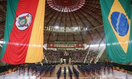 Rio Grande do Sul forma 156 novos bombeiros