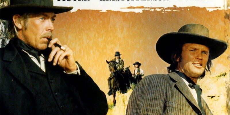 """""""Pat Garrett & Billy the Kid (1973)"""" é a atração do """"Meu filme favorito"""", com Peninha no Instituto Ling"""