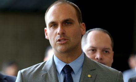 Advocacia do Senado emite parecer favorável a Eduardo Bolsonaro
