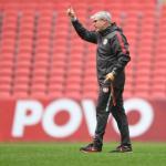 Odair Hellmann não é mais o técnico do Inter