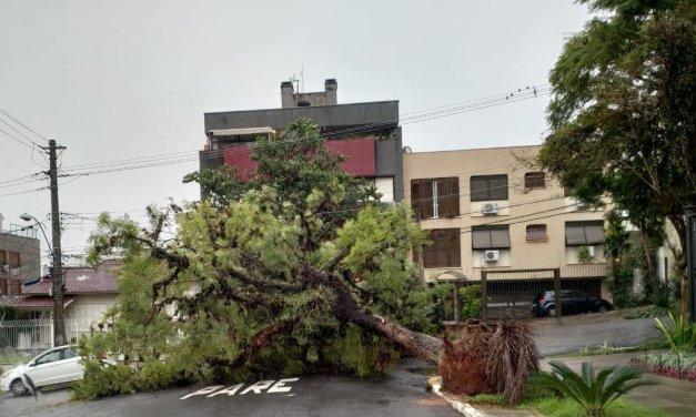 Porto Alegre registra 122,4 milímetros de chuva e quase alcança média do mês de julho