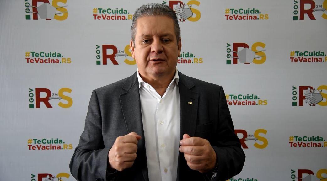 Governo do RS antecipa vacinação contra Covid-19 para servidores do IGP, da PF e do Detran