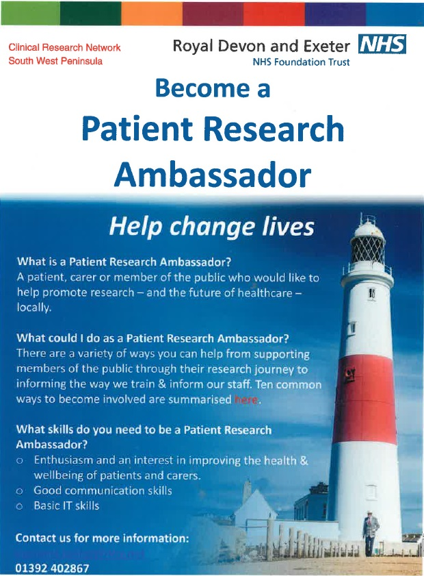 Research Ambassador