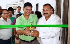 Eng Lab inauguration