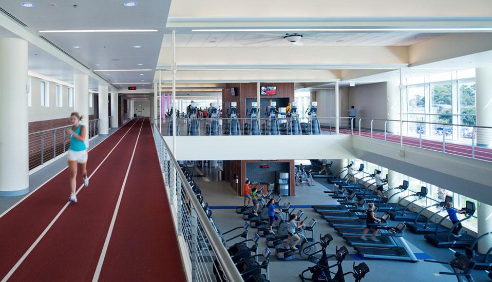 University Of Florida Southwest Recreation Center