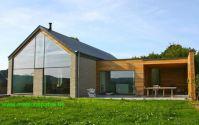 Réalisations de maisons basse énergie en Belgique
