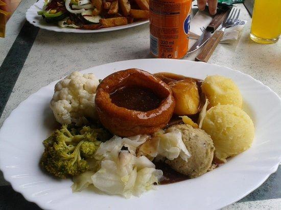 Roast Dinner in Benidorm