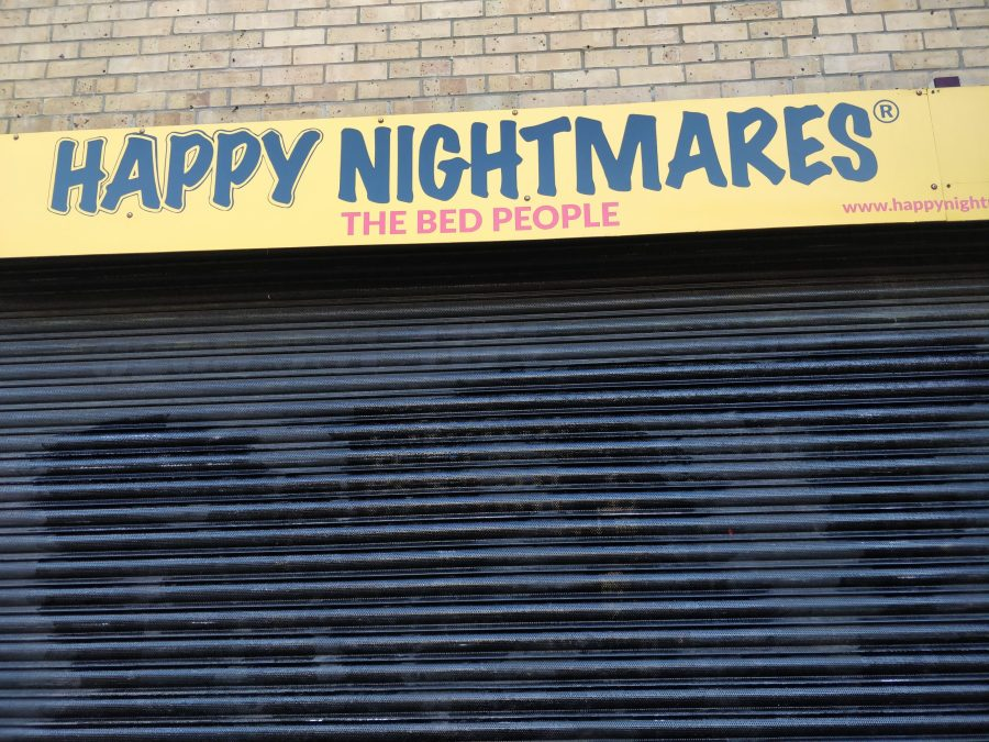Happy Nightmares shop front