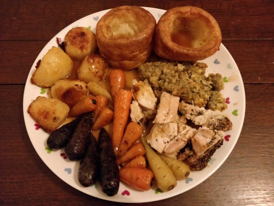 Waitrose Roast Dinner