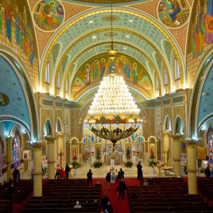 St. Nicholas Ukrainian Catholic Cathedral