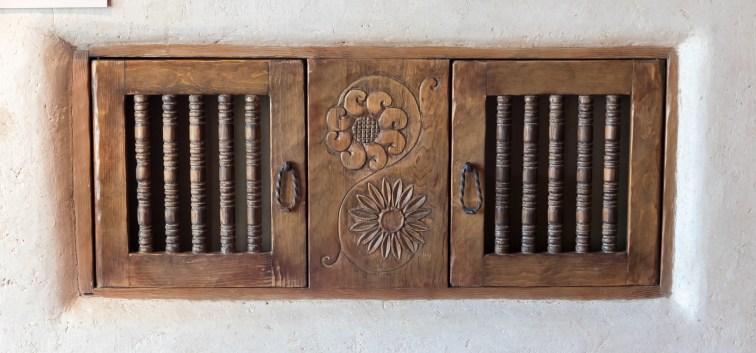Fechin House Artwork - woodwork-8432