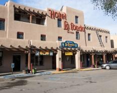 Hotel La Fonda on the Plaza