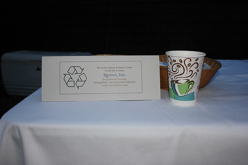 Biodegradable Cups photo