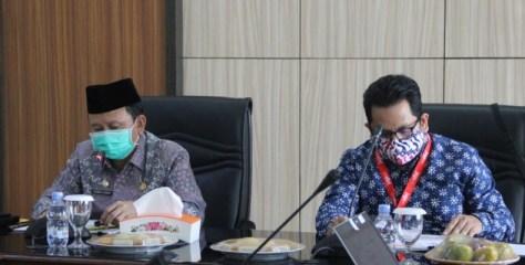 KPK Fasilitasi Pemprov Tertibkan Aset Daerah