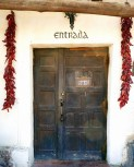 Entrance to Mexican Dining