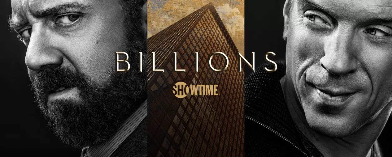 Billions sur Showtime / TMN
