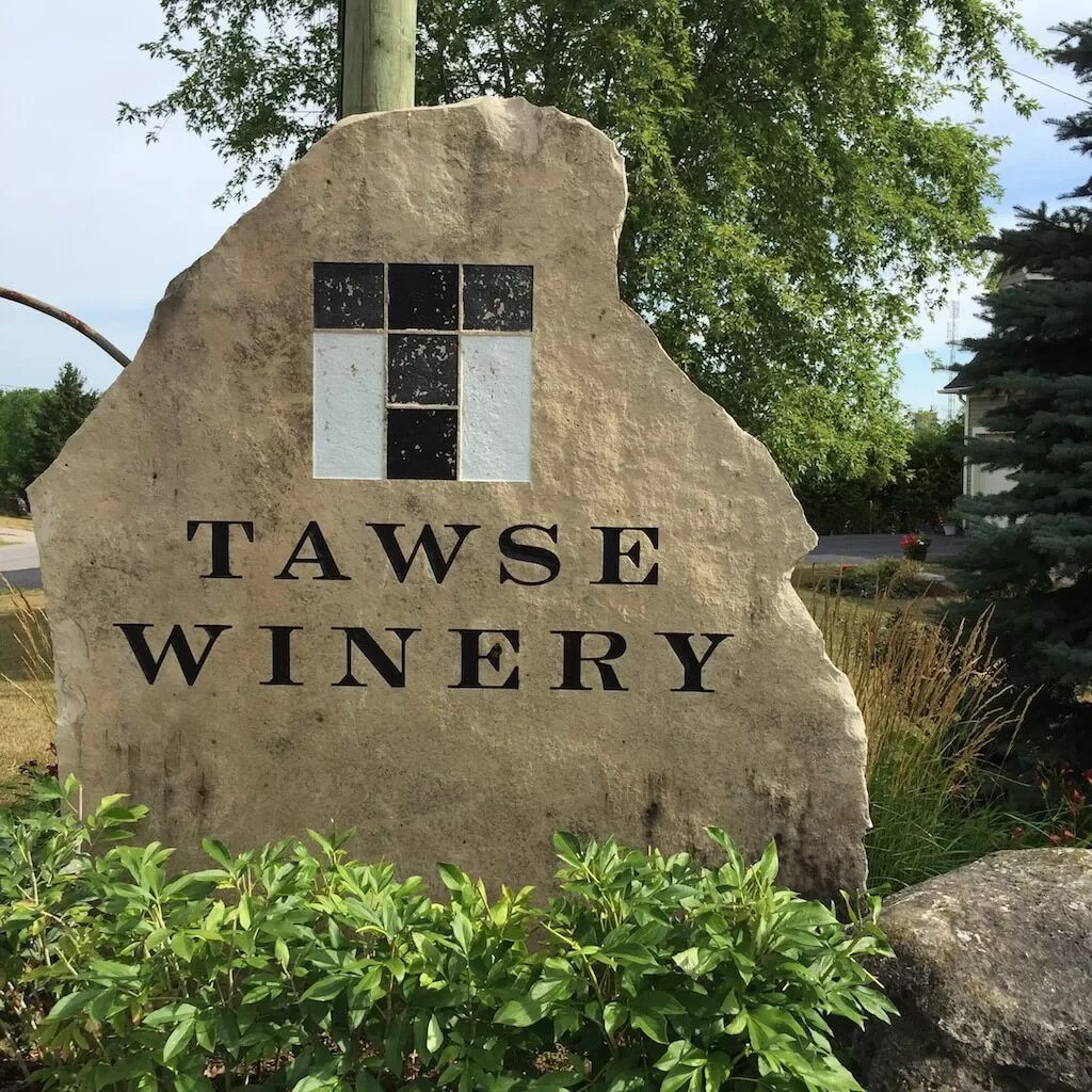 Tawse Winery - Accueil
