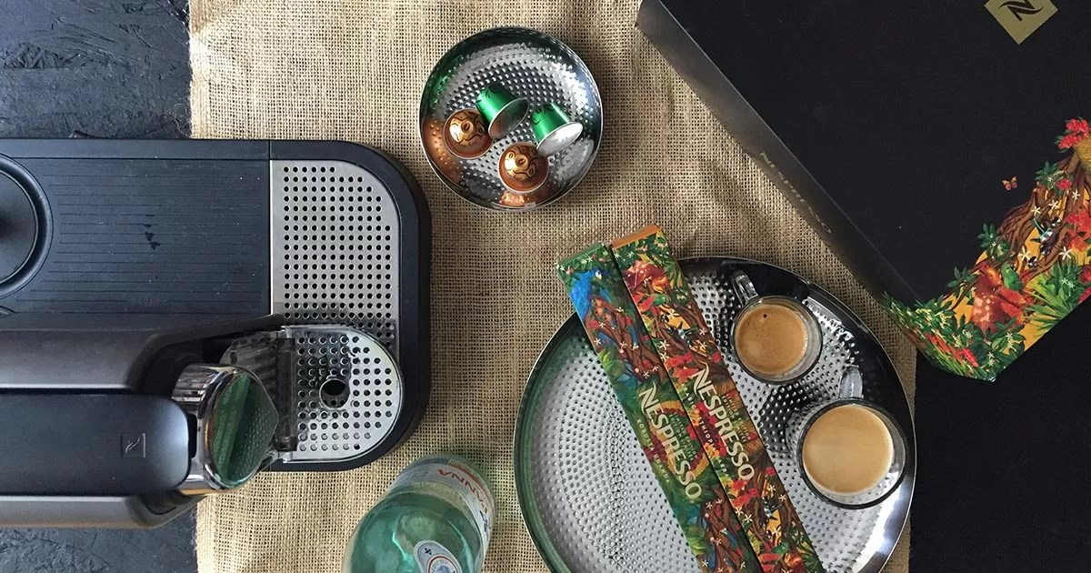 Arabica and Robusta: New Nespresso Limited Editions