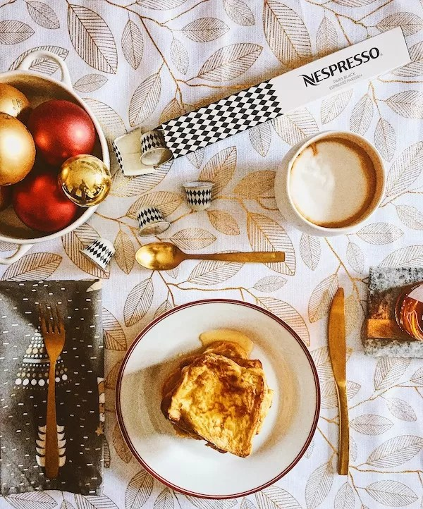 Perfect French toast for Christmas morning