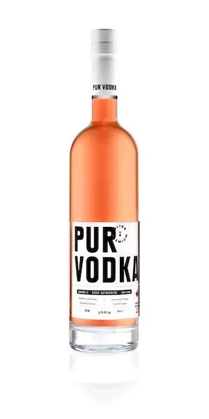 PUR VODKA - Autographe Édition 1
