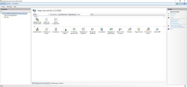 Windows 27: Install an IIS web server - RDR-IT