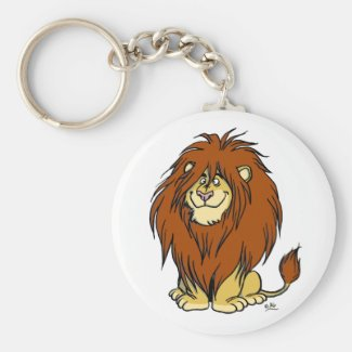 Mane Attraction keychain keychain