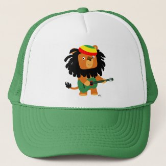 Lion of Zion hat hat