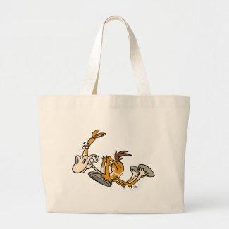 Horse Power cartoon custom bag bag