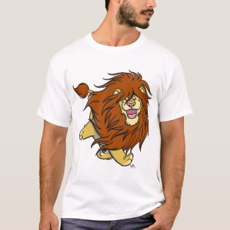 Hair in Movement T-shirt shirt
