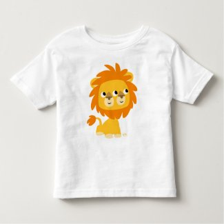 Two-Faced, the cuttest lion toddler T-shirt shirt