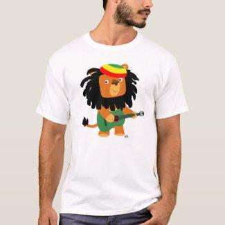 Lion of Zion T-shirt shirt